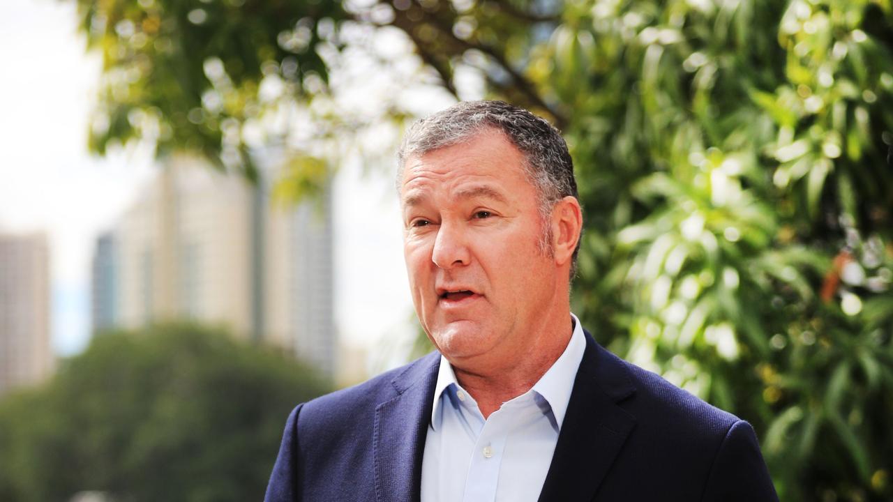 LNP MP for Surfers Paradise and Shadow Racing Minister John-Paul Langbroek. Photo Scott Powick Newscorp