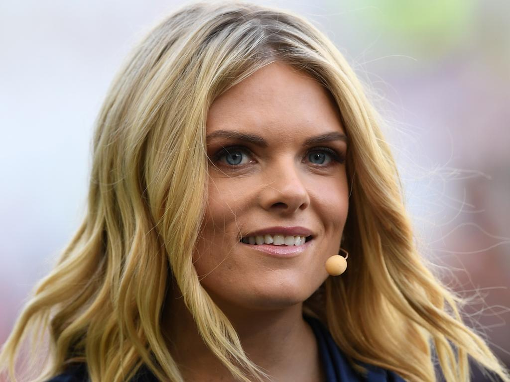 Channel 9 host Erin Molan has taken the Daily Mail to court over a story she says painted her as racist. Picture: AAP Image/Joel Carrett