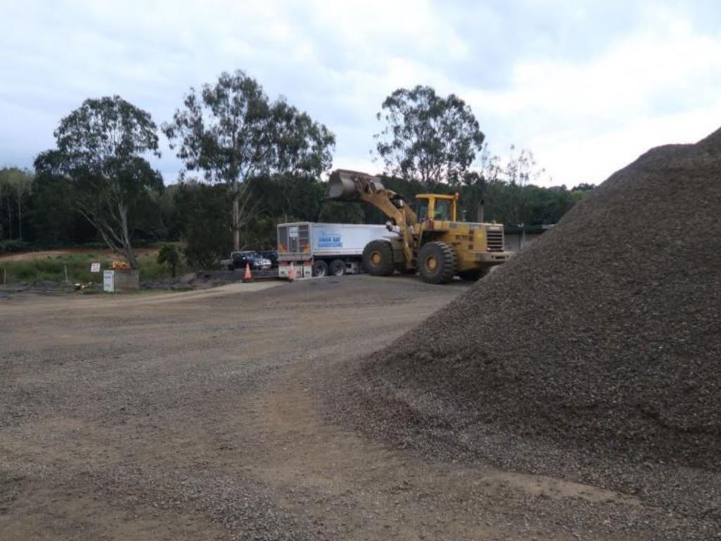 A development application has been lodged with Lismore City Council to expand the life of Santin Quarry on Riverbank Rd, Lismore.