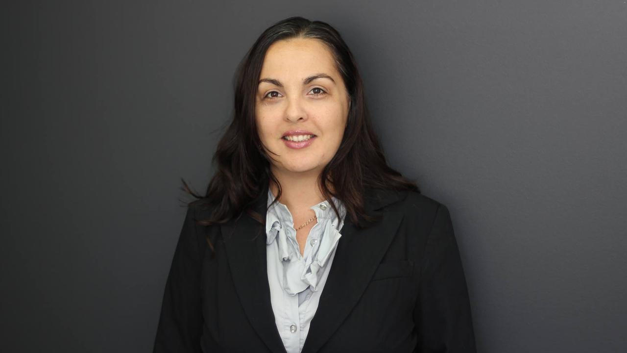 Caloundra Greens candidate Raelene Ellis.