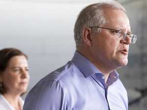 ScoMo a no-show in Mackay for Qld election campaign