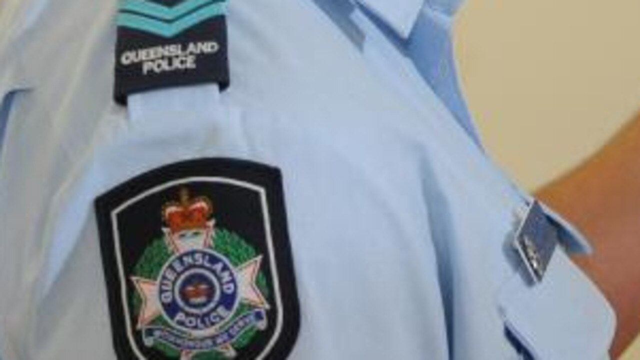 Police charge a Cunnamulla man for allegedly starting a fire in a dry creek bed.