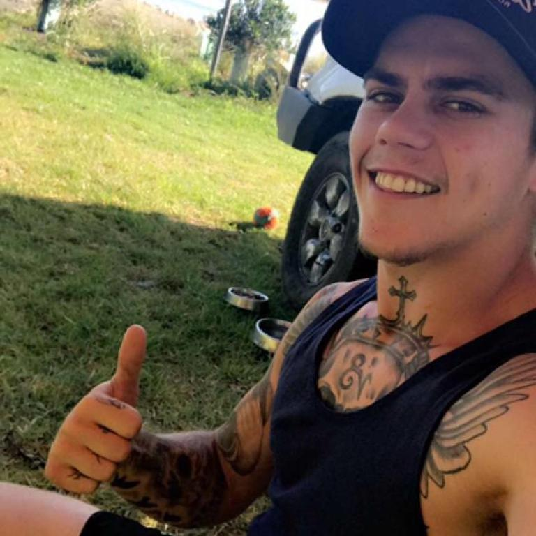 Jacob Morgan, 22, was found with what a Magistrate described as a