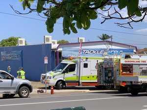 BREAKING: Car crash near Gladstone Harbour