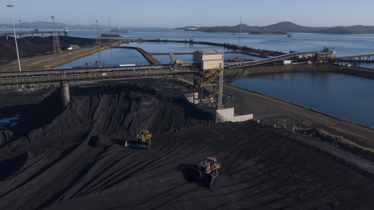 RG Tanna Coal Terminal.