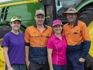 First cotton crop planted in Lockyer Valley in 22 years
