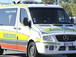 Car and truck collide on Bruce Highway near M'boro