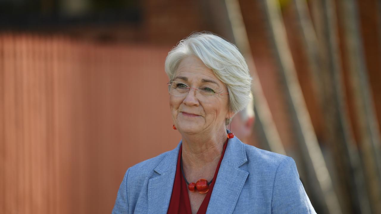 Rockhampton Region mayor Margaret Strelow.