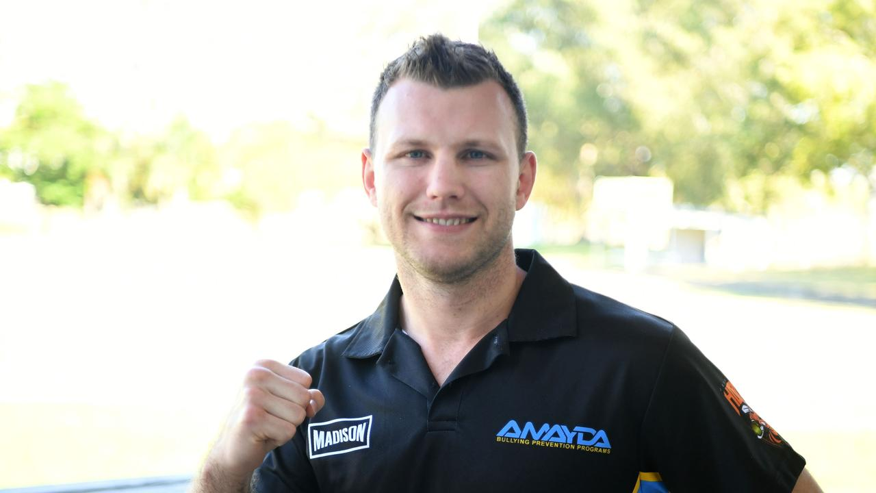Jeff Horn is no 'flop' at poker. Picture: Jann Houley