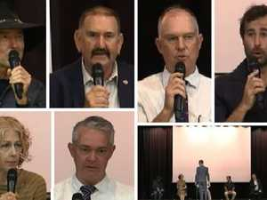 REPLAY: Gympie election candidates go head to head
