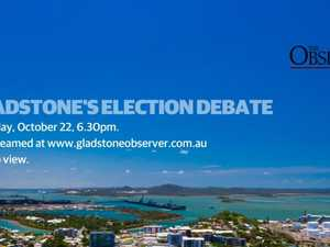 FREE TO VIEW: Gladstone's election debate livestreamed