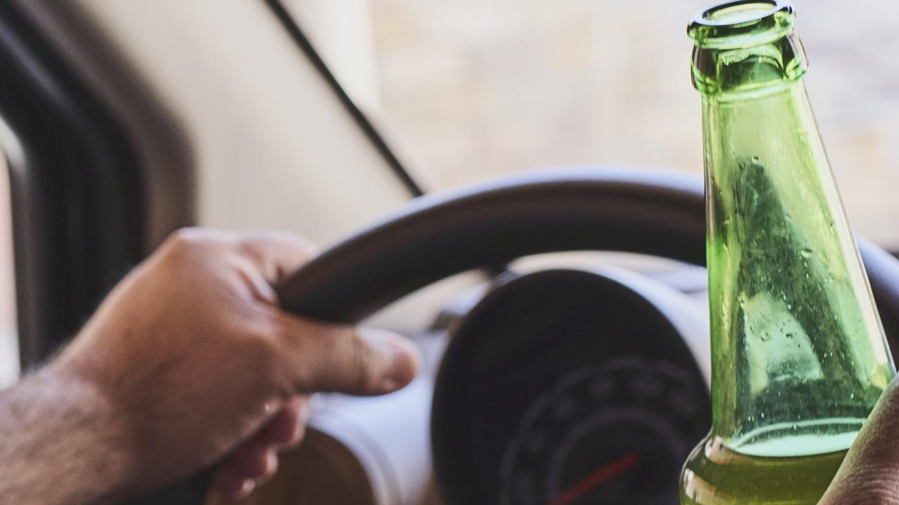 Brett Ronald Beard pleaded guilty to drink-driving.