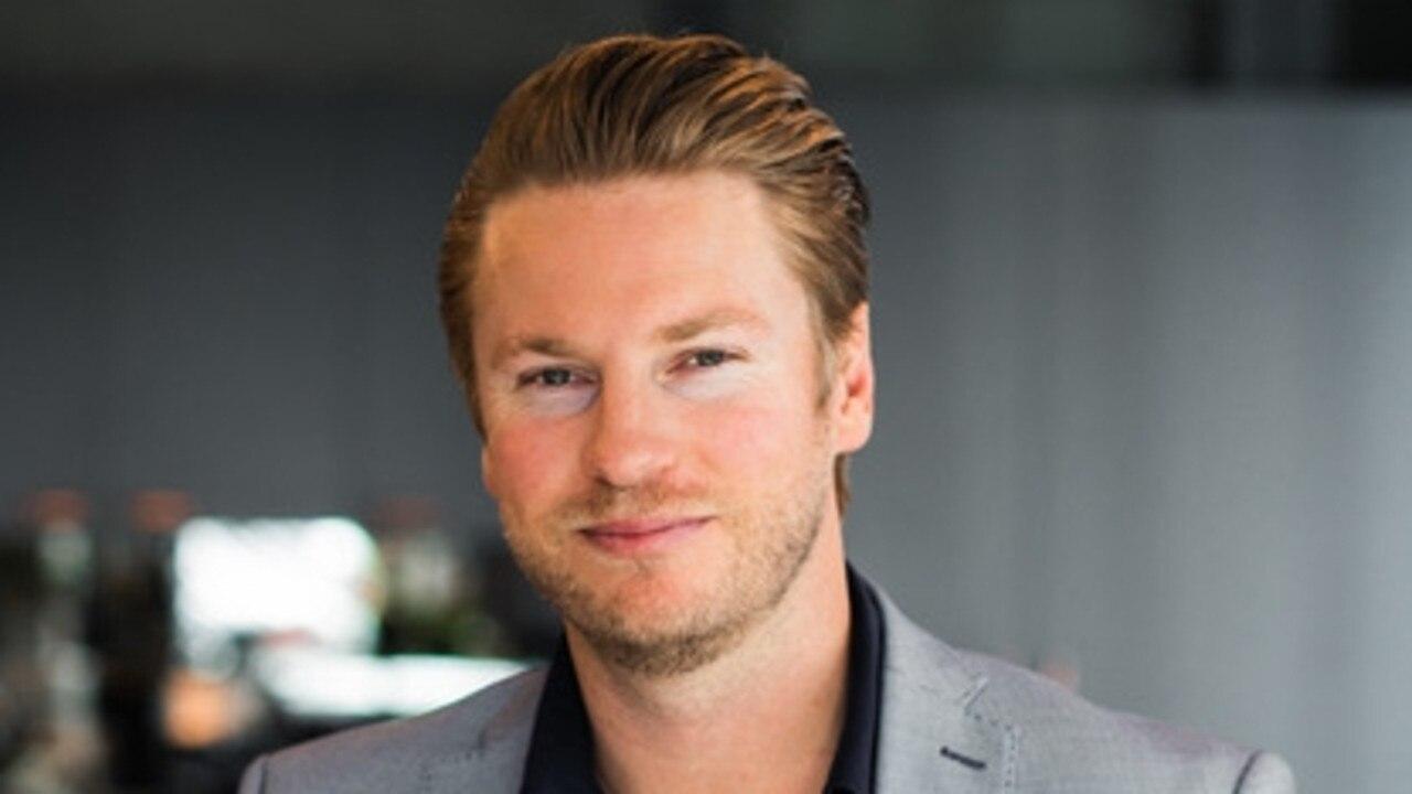 Youfoodz CEO Lance Giles.