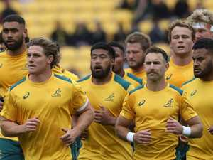 Ruthless Rennie: Four axed in shock Wallabies shake-up