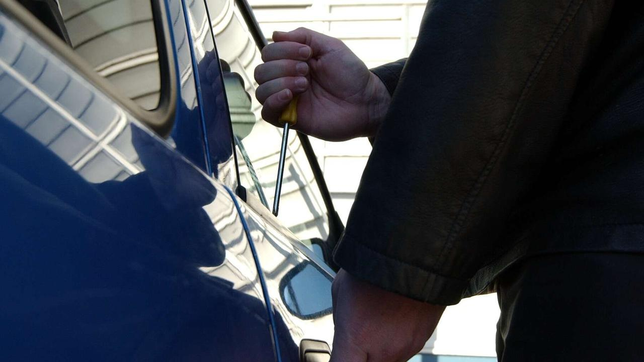 Car windows are being smashed and property stolen at popular Coast destinations.