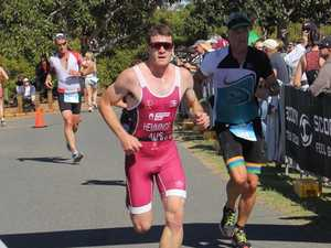 Dalby triathlete's comeback after pandemic cancels season