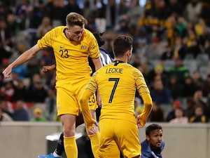 Socceroos heading to Wembley next month