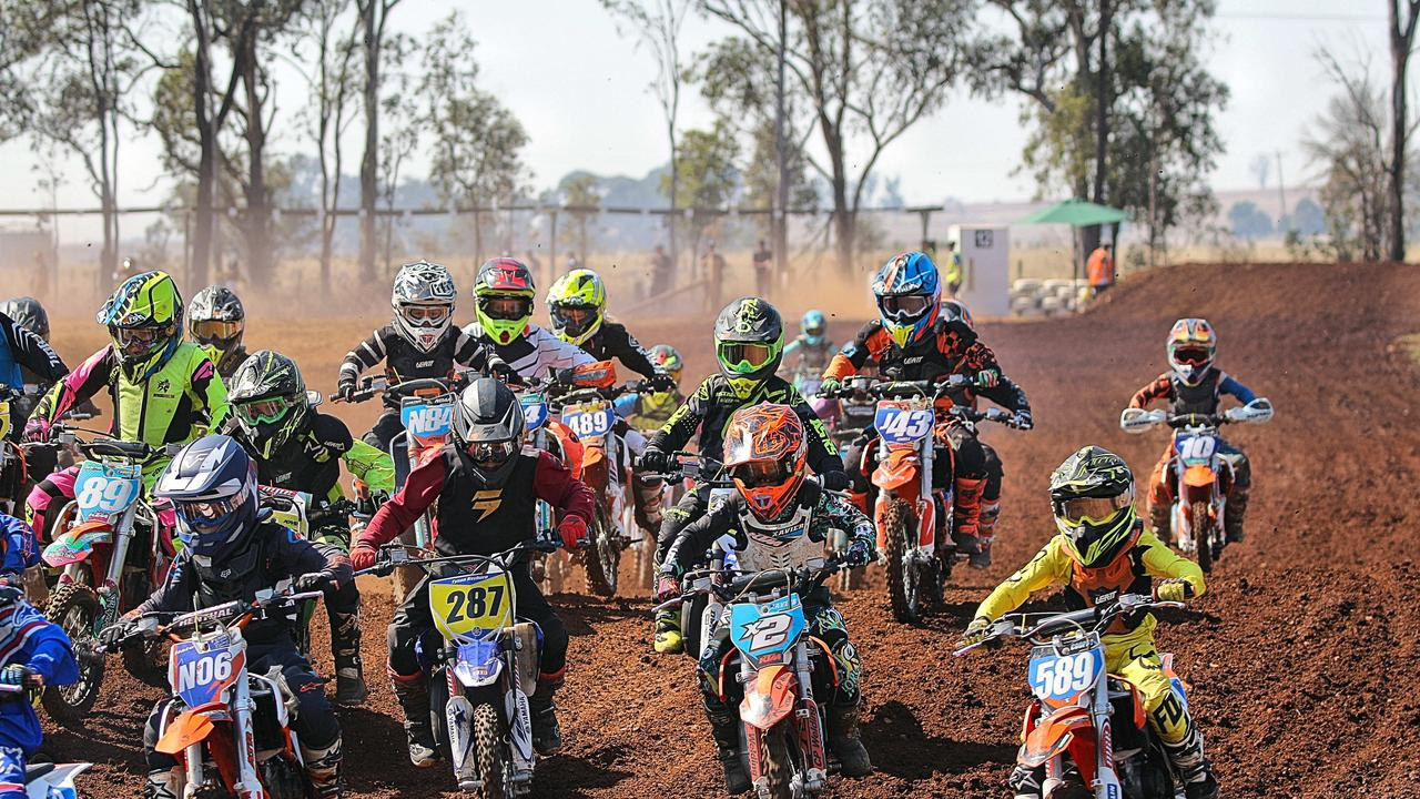 REVVED UP: The South Burnett Junior Motorcycle Club will recieve $4,499 from the QLD Government. (Picture: File)