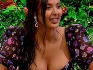 Sports presenter defends low-cut dress
