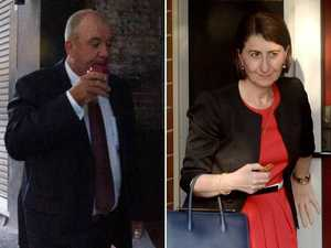 Gladys' dinners with Maguire, his business partner exposed