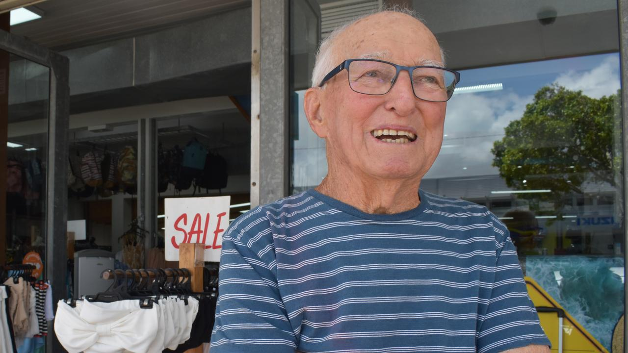 Urban Wave Surf and Skate and Dames and Dandies business owner Keith Burston said opportunities in the city heart were vastly underestimated. Picture: Zizi Averill
