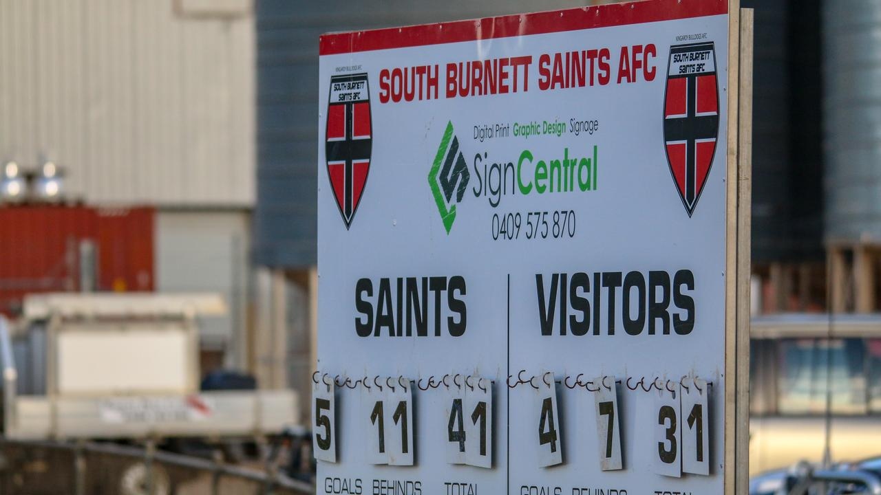 The South Burnett Saints will receive $11,655 for new playing and training equipment. (Picture: File)