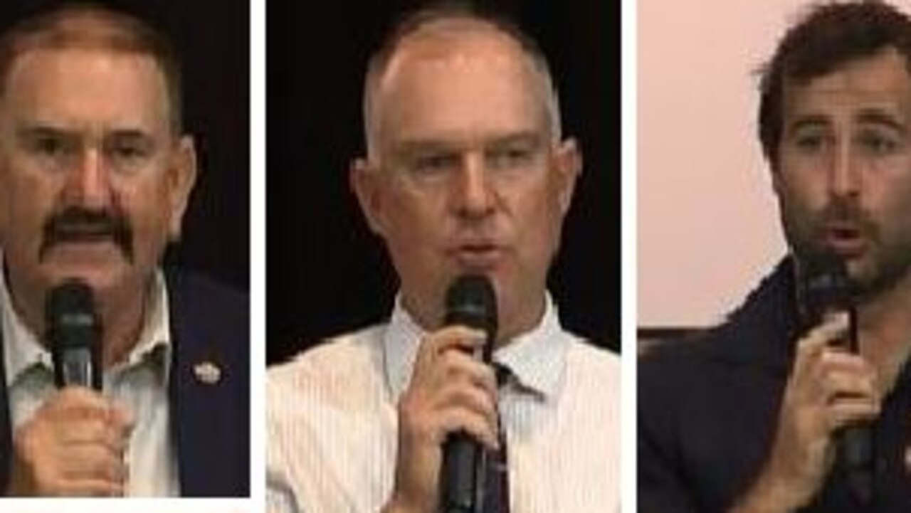 DEBATE: See the full replay here of Gympie's election forum that took place on Wednesday night (October 14).