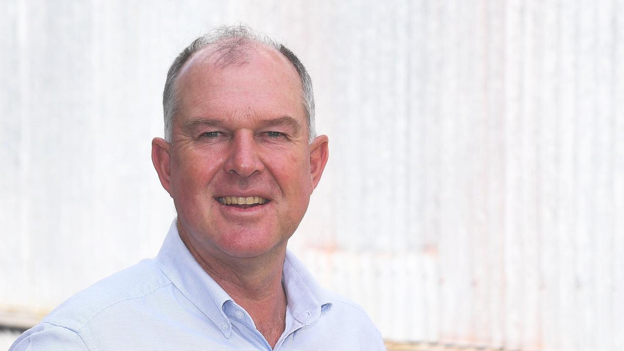 LNP candidate Tony Perrett.