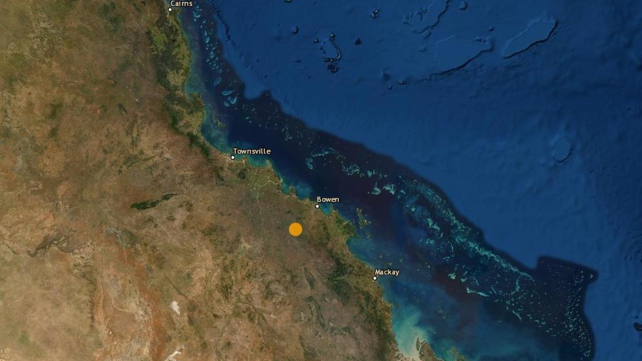The 3.7 magnitude quake occurred at about 12.45am on Thursday morning.