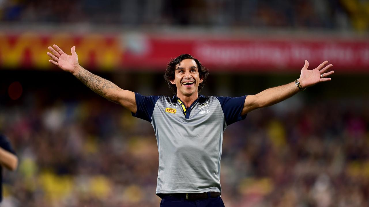 Johnathan Thurston will be coming to Murgon this weekend for the Beyond the Nest program. Picture: Alix Sweeney