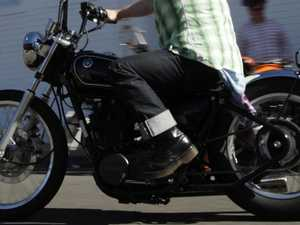 Motorcyclist hit with hefty fine but avoids jail