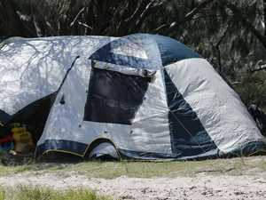 CAMPING CANNED: Tossers and trespassers cause site closures