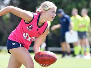 REPLAY ACTION: AFL Invitational Mountain Creek SHS v Palm Beach