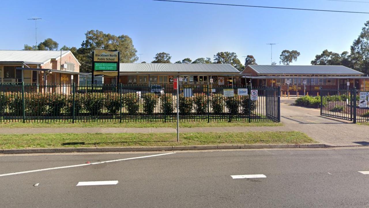 Blacktown North Public School saw average attendance plummet by six per cent.