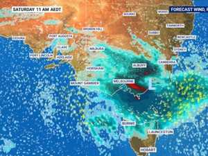 'Unstable': Storms, rain to hit NSW, Victoria