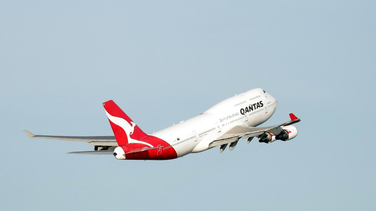 Qantas Last Flight
