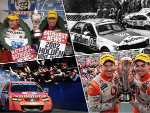 Holden's 15 most iconic Bathurst moments