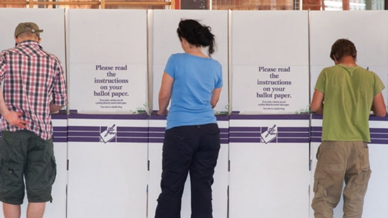 The Queensland state election will be held on October 31.