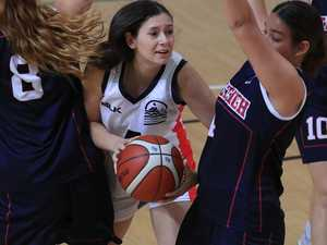 REPLAY: Day 3 of Basketball Qld CBSQ Junior tournament