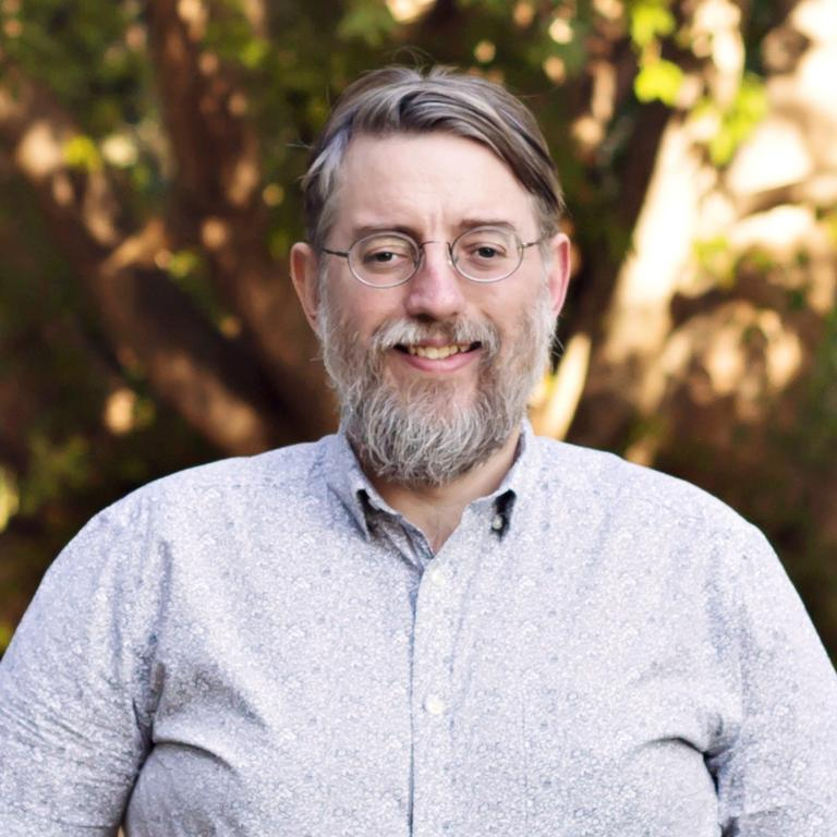 Greens Party candidate for Rockhampton seat Mick Jones who is running in the 2020 Queensland state election