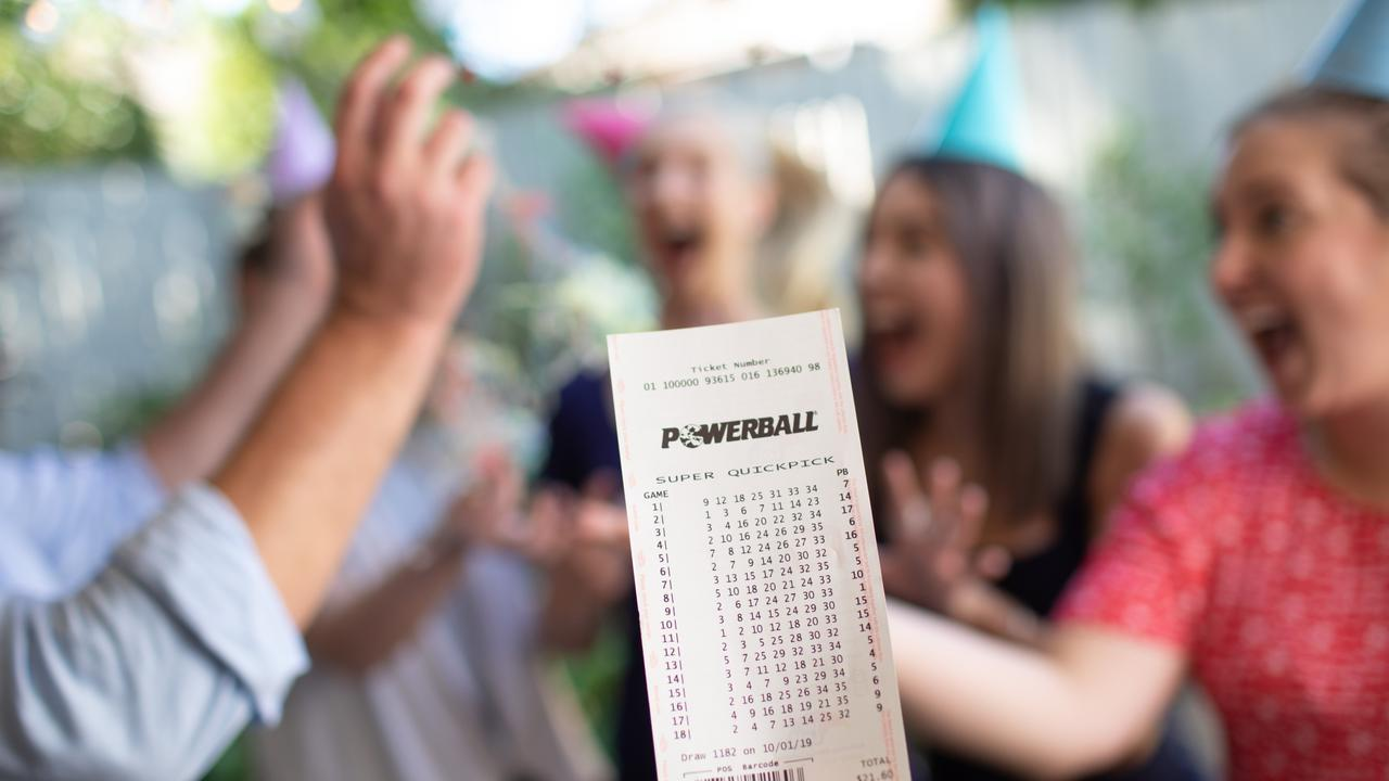 The $40 million jackpot has been building up for three weeks.