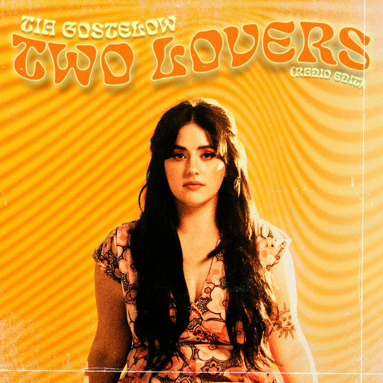 The single Two Lovers from Tia Gostelow's second album Chrysalis. Picture: Contributed