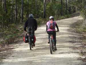 ON YOUR BIKE: Passage of Bill paves the way for rail trail