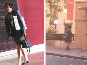 Spy pics reveal Maguire helping Waterhouse lobby government