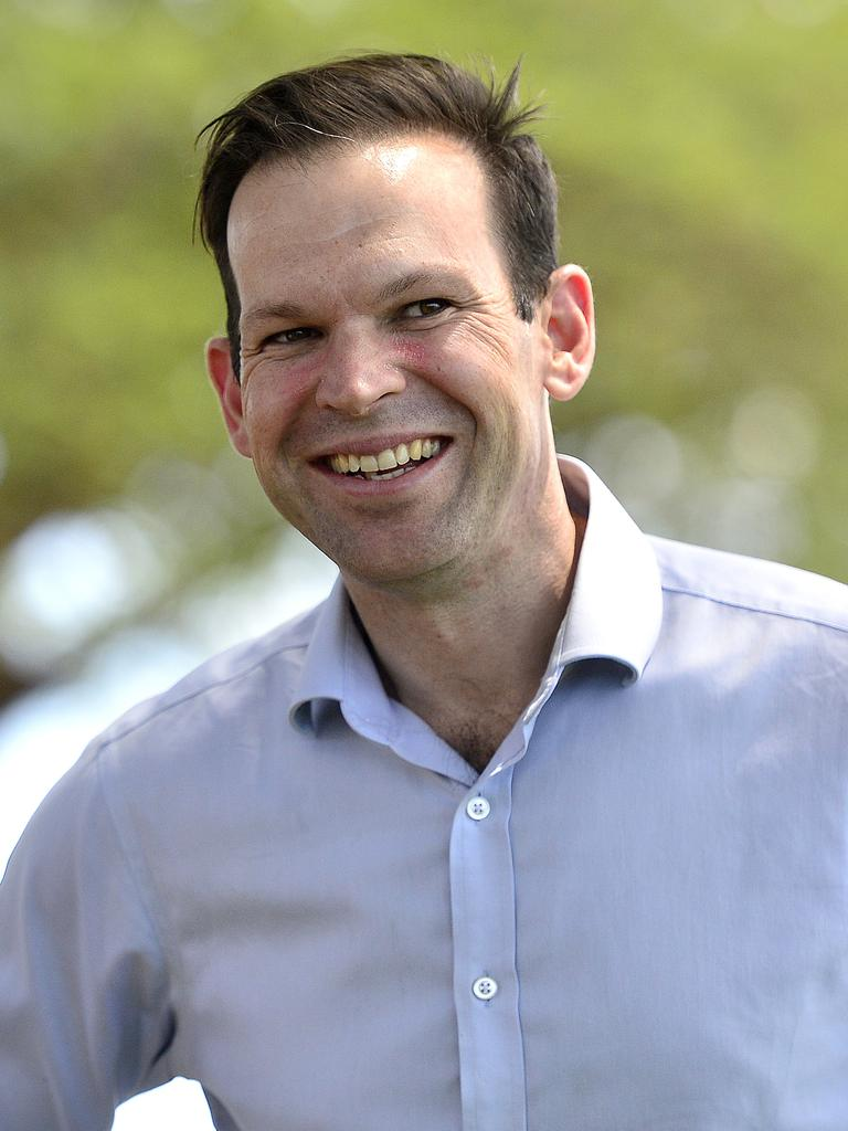 Nationals Senator Matt Canavan. PICTURE: MATT TAYLOR.