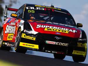 Wild weather forces a change at Bathurst