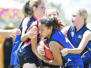 REPLAY ACTION: Watch teams battle it out in AFLQ Schools Cup
