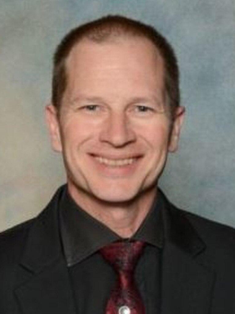 Secondary Principal Council Acting President Craig Petersen.
