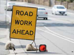 Final stage of upgrades for high traffic CQ road