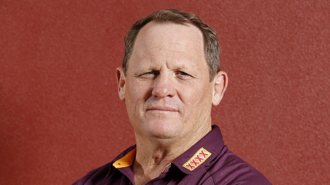 Kevin Walters posing at Red Hill, Brisbane 30th of September 2020. Kevin has been appointed the new head coach of the Brisbane Broncos for the next two seasons. (Image/Josh Woning)